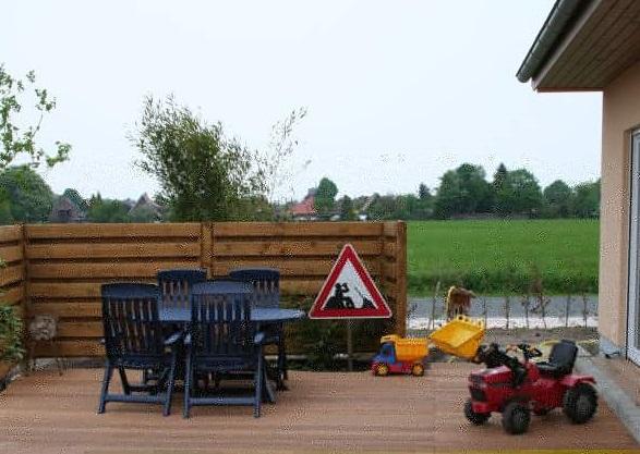 terrassen, Hause deko